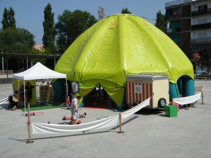 Taller de circo La Berta