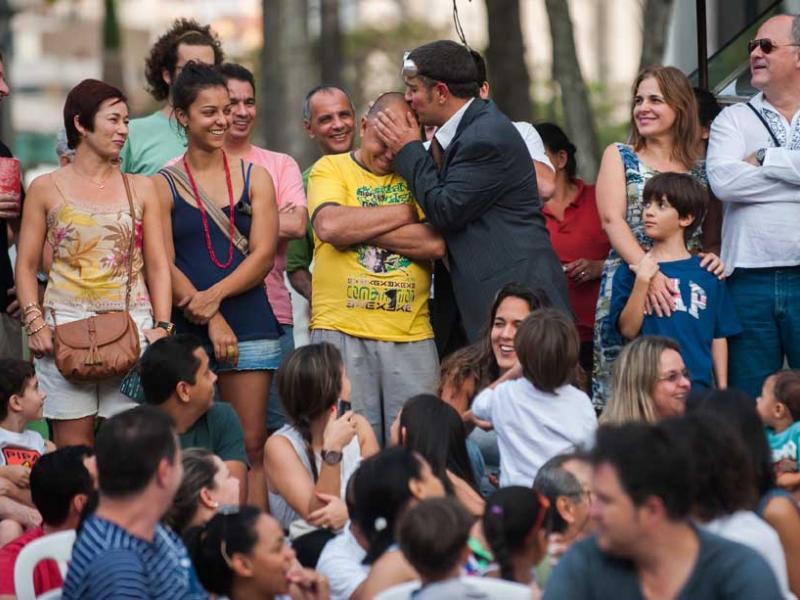 Curs de clown excepcional amb Álex Navarro, us dels grans mestres nacionals