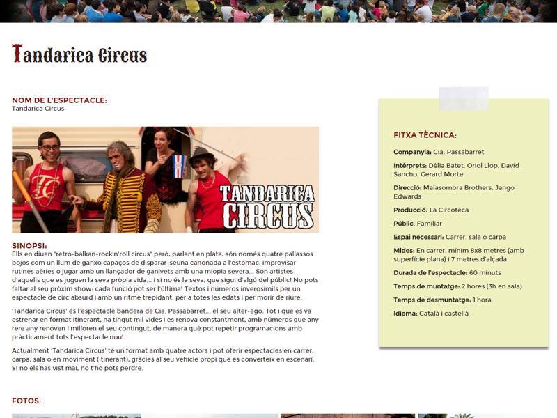 Ja tenim el nou web