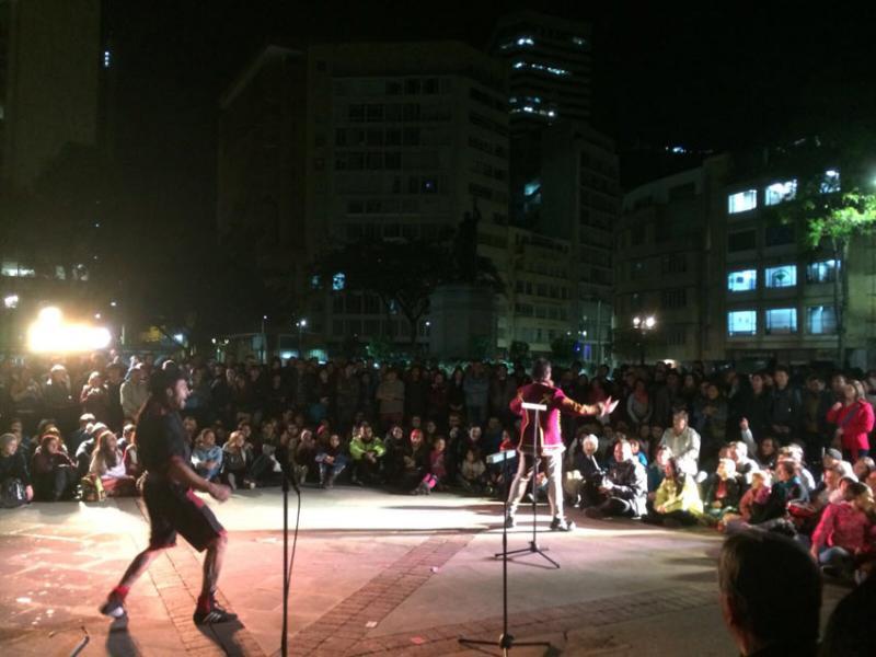 L'espectacle 'Tandarica Circus' tanca la temporada 2017 amb una minigira per Colòmbia