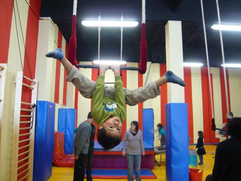 Matrícula oberta: inscripcions a l'Escola de Circ de la Circoteca, curs 2018-2019