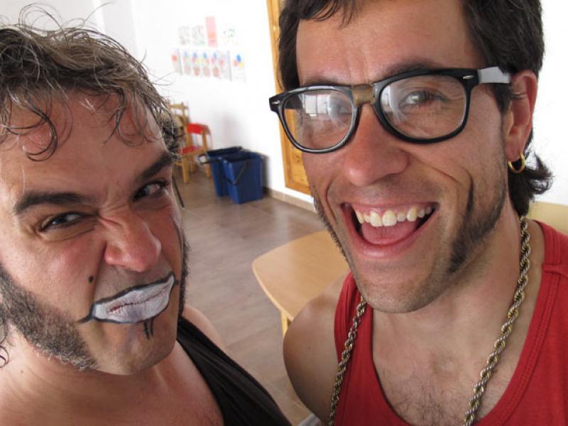 Tandarica Circus, al Festival Festín d'Eivissa