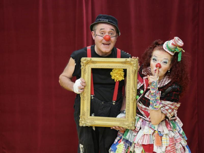 Pepa Plana i Marcel Gros, un espectacle molt especial a la nostra carpa, el dia 20 de maig