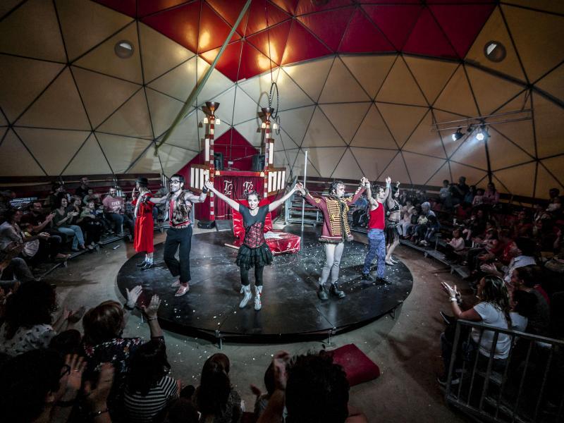 Tandarica Circus Experience