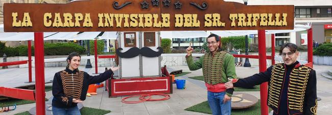 La Carpa Invisible del Sr. Trifelli